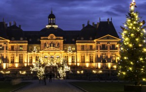 Château de Vaux-le-Vicomte rings in Christmas with Natarom